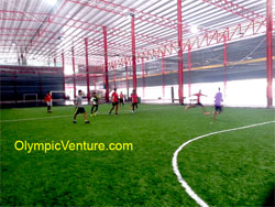 Alma Sports Centre 6 Futsal Courts