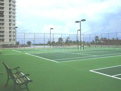 gurney park tennis courts